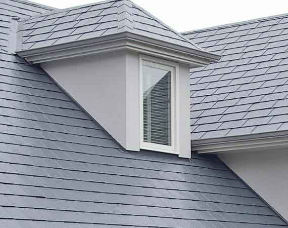 Heavy duty roofing shingles to ensure weatherproofing!