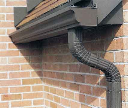 Proper sealing of the seams is paramount to functional gutters