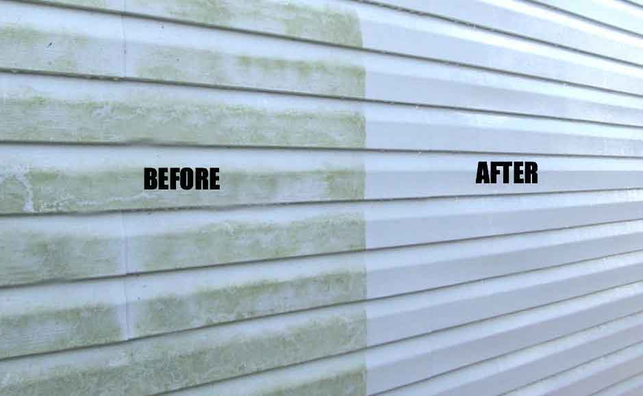 The difference that good quality siding can make...