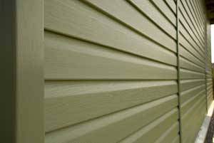 Picture of vinyl siding
