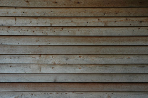 Picture of wood siding
